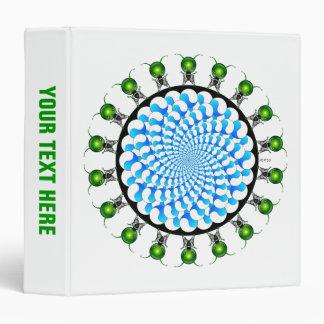 Circle of Aliens Binder
