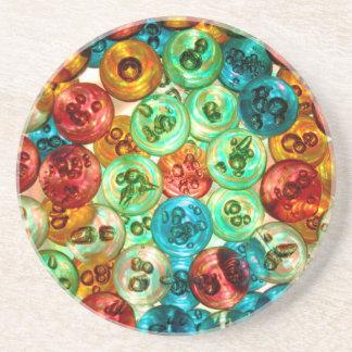 Circle of Color Coaster