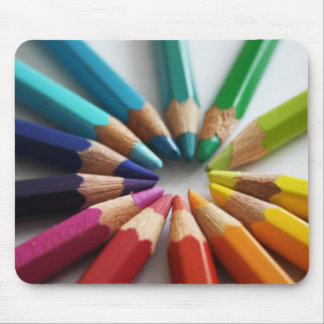 Circle of Color Mouse mat.