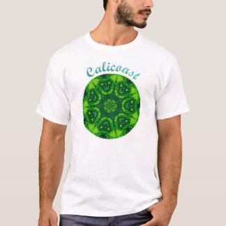 Circle Of Dragon Pansies T-Shirt