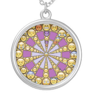 Circle of Emotions Custom Necklace