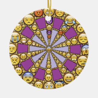 Circle of Emotions Ornaments