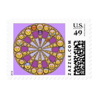 Circle of Emotions Postage