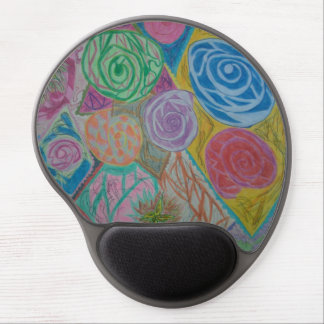 Circle of Events Gel Mouse Pad