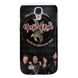Circle of Fate Samsung Galaxy S4 Cases