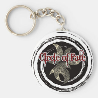 Circle Of Fate Keychain