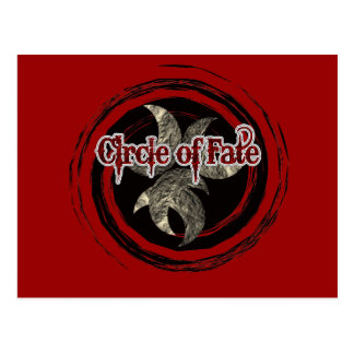 Circle Of Fate Post Card