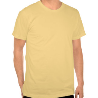 Circle of Fifths Deco Gold T Shirts