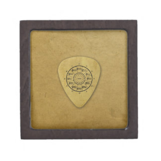 Circle of Fifths Guitar Pick Collection Gift Box