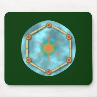Circle of friends circle OF friends Mousepad