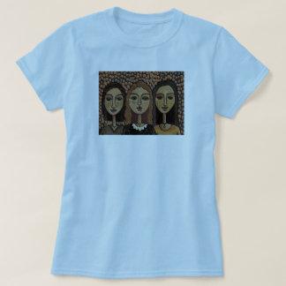Circle of Friends - sepia version t-shirt