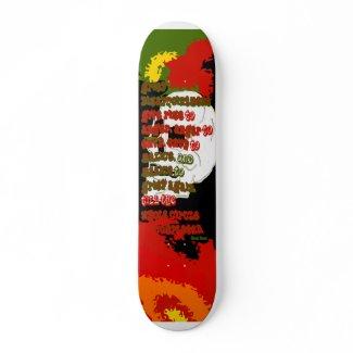Circle of Grief Skateboard skateboard