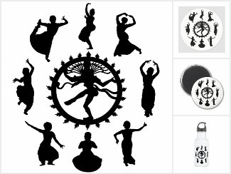 Circle of Indian Dance
