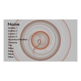 Circle Life Business Cards & Templates