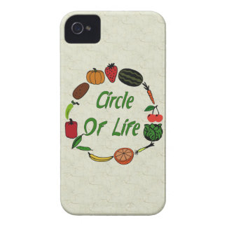 Circle Of Life Blackberry Case