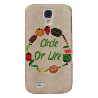 Circle Of Life Galaxy S4 Covers