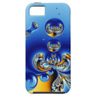 Circle of Life Fractal Art iPhone 5 Covers