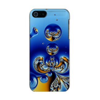 Circle Of Life Geo Shapes Fractal Incipio Feather® Shine iPhone 5 Case