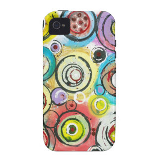Circle of Life iPhone Case iPhone 4 Cases