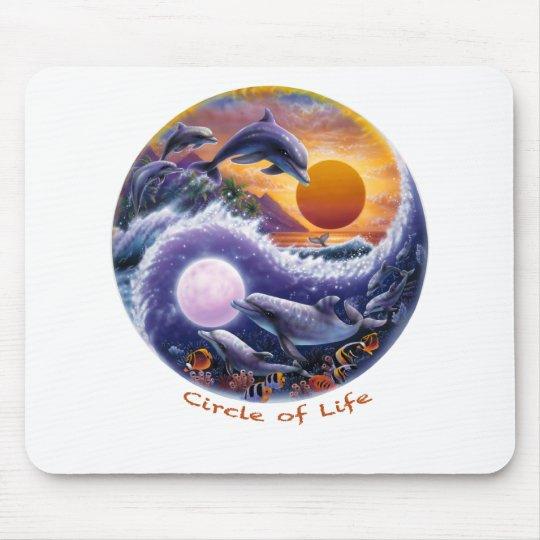 Circle of Life Mouse Pad