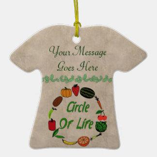 Circle Of Life Ornaments