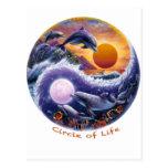 Circle of Life Postcard