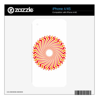 Circle of Life Skins For iPhone 4