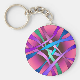 Circle of light keychain