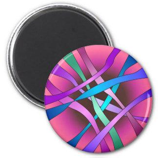 Circle of light magnet
