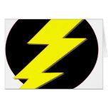 Circle of Lightning Card
