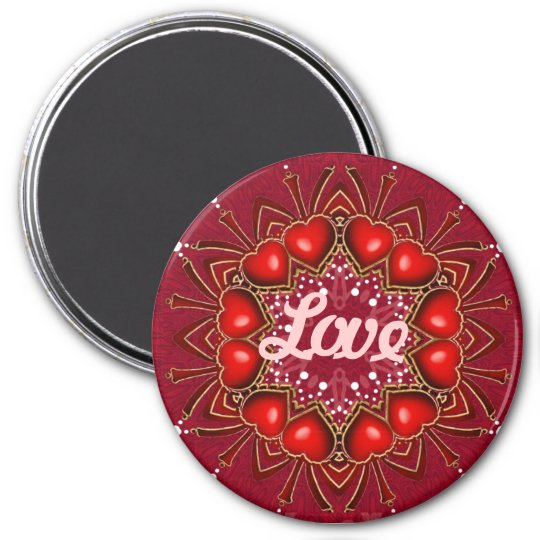 Circle of Love Magnet
