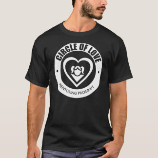 Circle of Love Mentoring T-Shirt