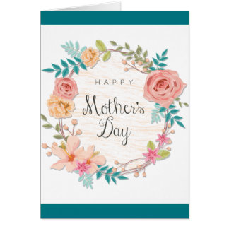 Circle of Love Mother's Day Greeting Card