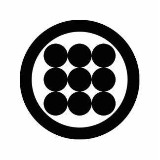 Circle of Nine Cutout