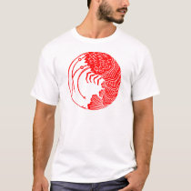 Circle of shrimp T-Shirt