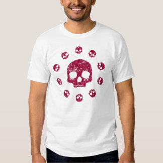 Circle of Skulls shirt