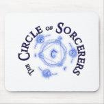 Circle of Sorcerers Gear Mousepads