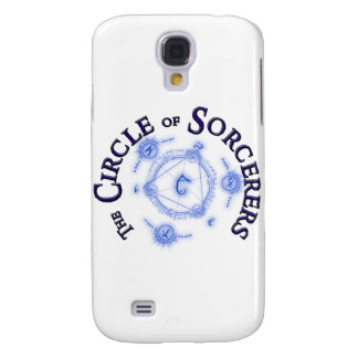 Circle of Sorcerers Gear Samsung S4 Case