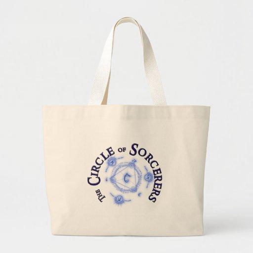 Circle of Sorcerers Gear Tote Bag