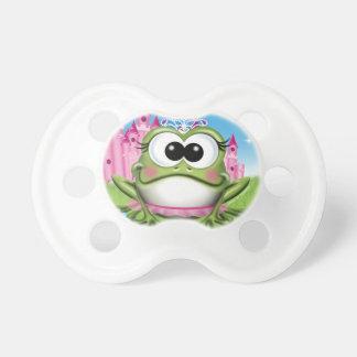 Circle of Sunshine™ Princess Frog Pacifier