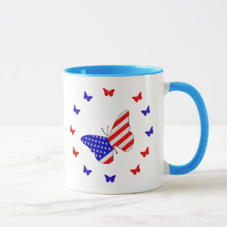 Circle Of Trust American Butterfly Mug