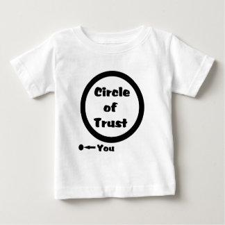 Circle of trust baby T-Shirt
