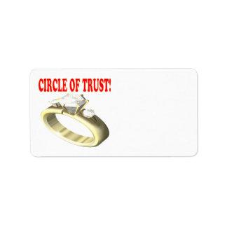 Circle Of Trust Label