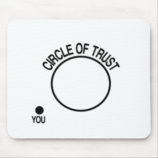 Circle of Trust Mouse Pad