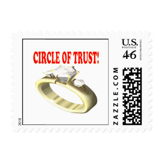 Circle Of Trust Postage Stamps