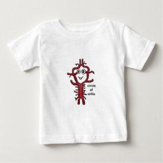 Circle of Willis Baby T-Shirt
