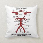 Circle Of Willis Providing Proper Blood Flow Brain Pillows