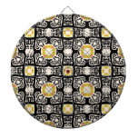 Circle Pattern Dartboard