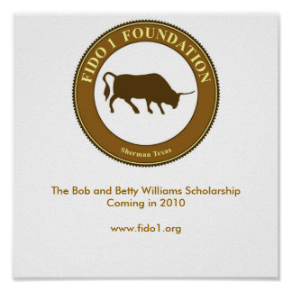 circle.pl, The Bob and Betty Williams Scholarsh... Poster