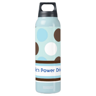 Circle Power Drink Canteen Insulated Water Bottle